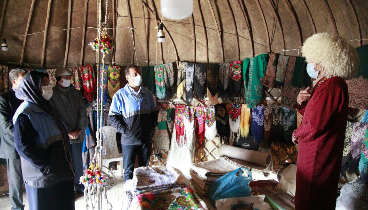 بازار نعلبندان ،گرگان