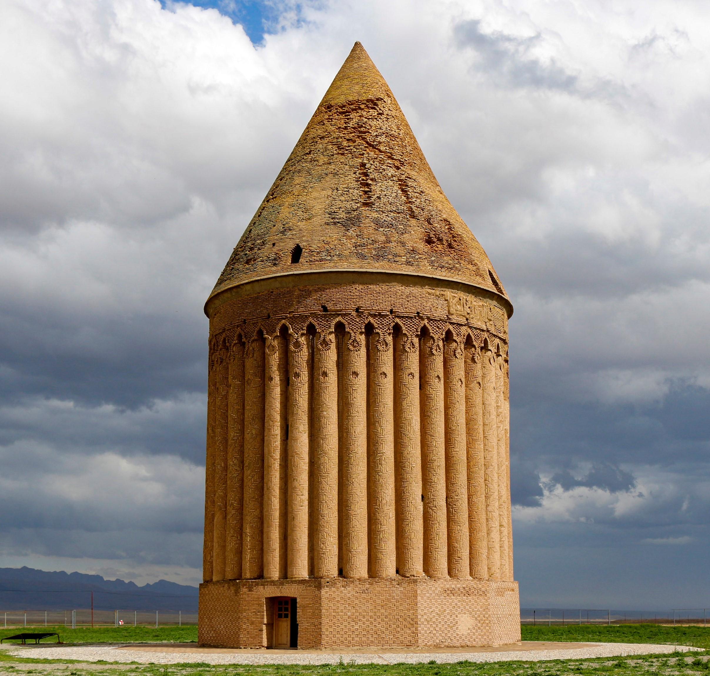 برج رادکان ،جاذبه های تاریخی شهر مشهد