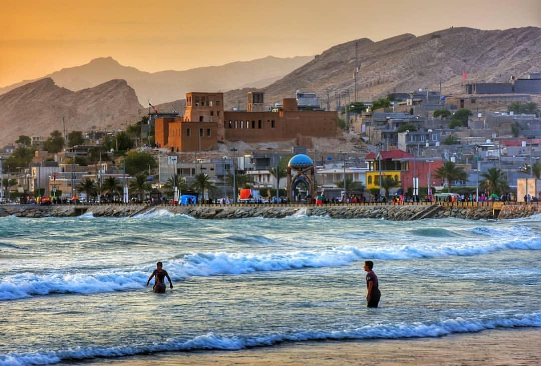 بندر سیراف، گردشگری بوشهر