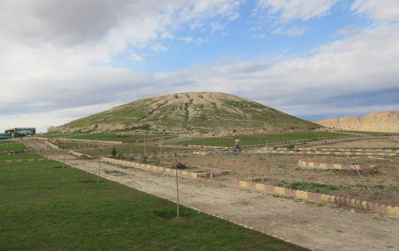 تپههای چغاسبز و كفتارلو کوهدشت