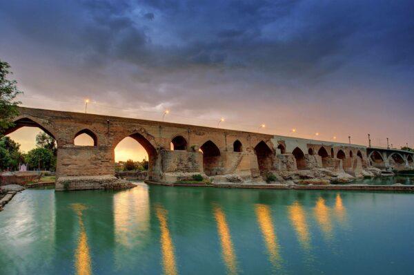 جاذبه های دیدنی و گردشگری دزفول استان خوزستان