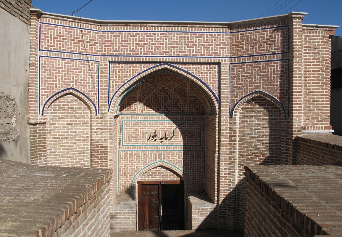 حمام بلور قزوین