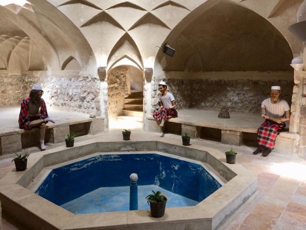 حمام گلهداری ، گردشگری بندرعباس