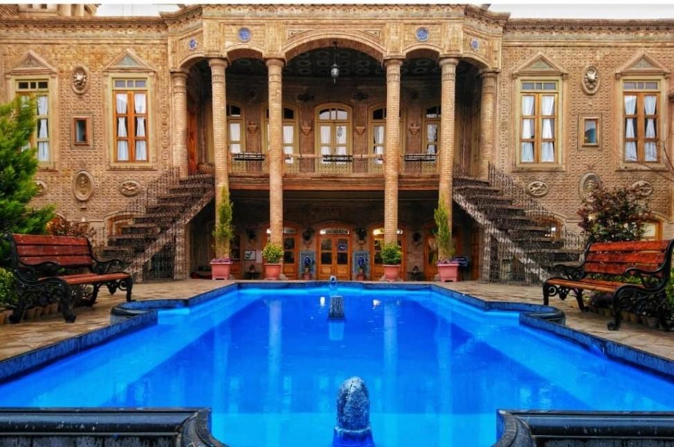 خانه داروغه ،جاذبه های تاریخی شهر مشهد