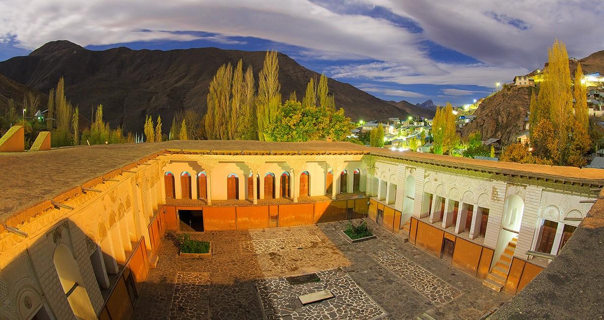 خانه موزه نیما یوشیج، شهر نور