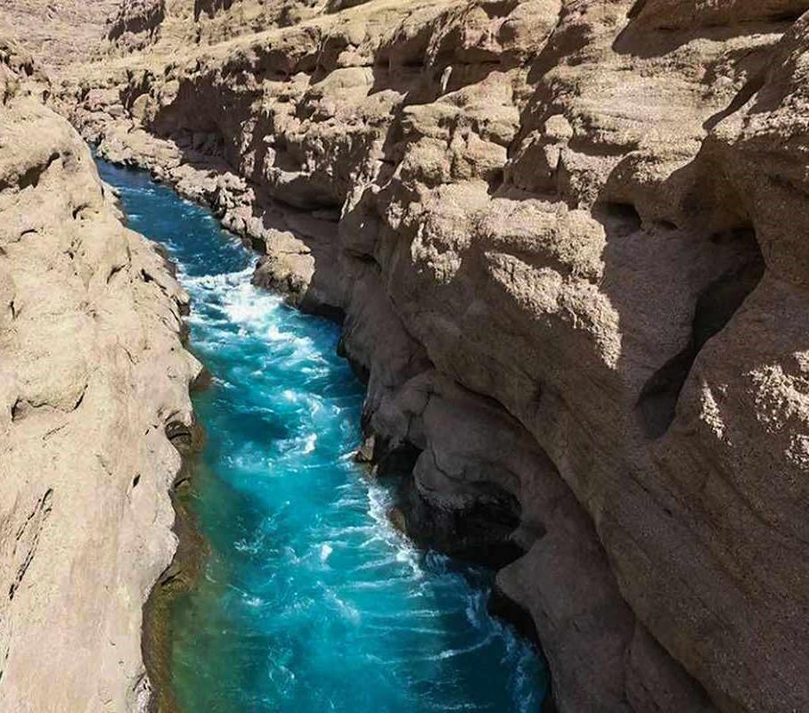 جاذبه گردشگری دره ارواح دزفول ، خوزستان