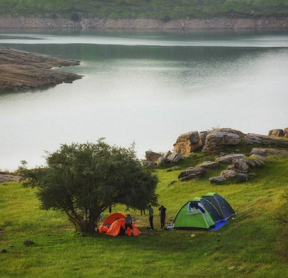 دریاچه شهیون، گردشگری دزفول
