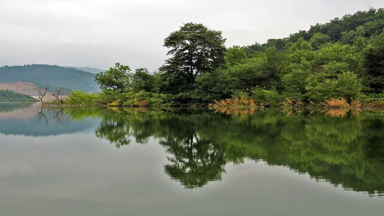 دریاچه لفور ،گردشگری شمال ایران