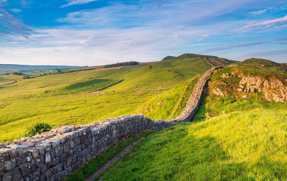 دیوار بزرگ ،گرگان