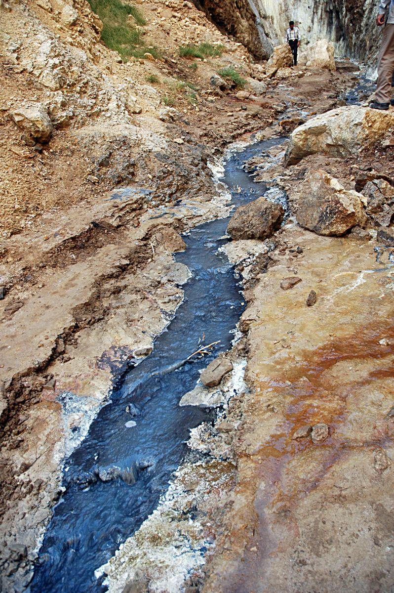 رودخانه تاش یا شاهرود، سمنان