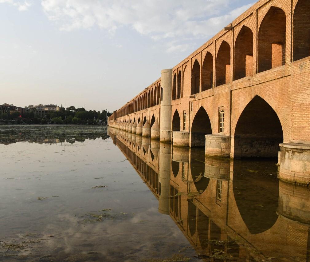 رودخانه زاینده رود، اصفهان