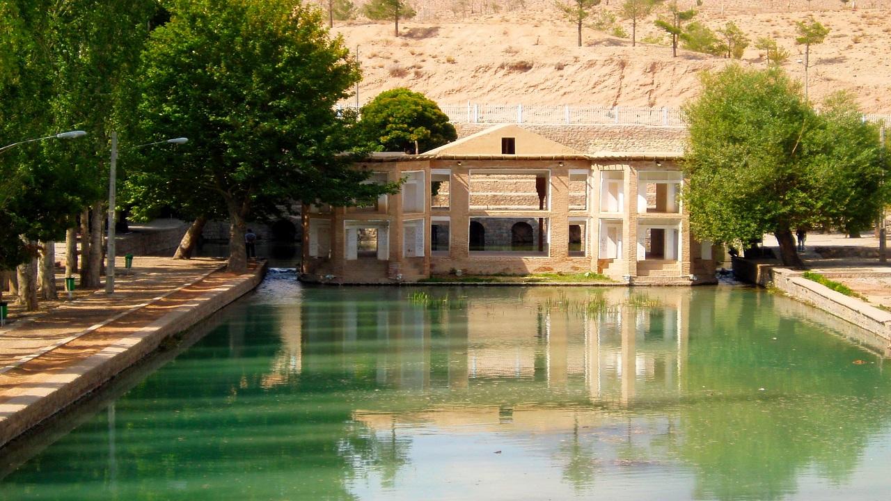 رودخانه چشمه علی ،رود سمنان
