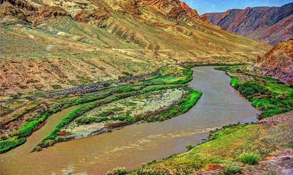 رود ارس ،، گردشگری و دیدنی آذربایجان شرقی