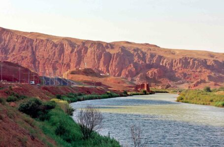 رود ارس جلفا، آذربایجان شرقی