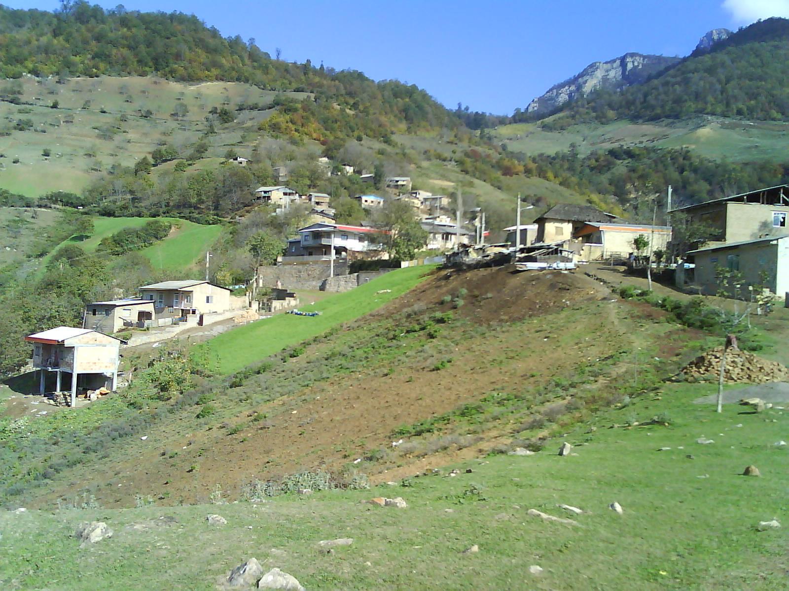 روستای شاهکوه، گرگان