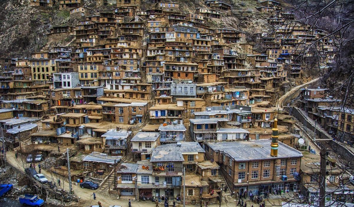 روستای صفرابسته ،گردشگری شمال ایران