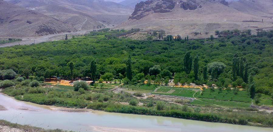 روستای قلعه جوقهمدان