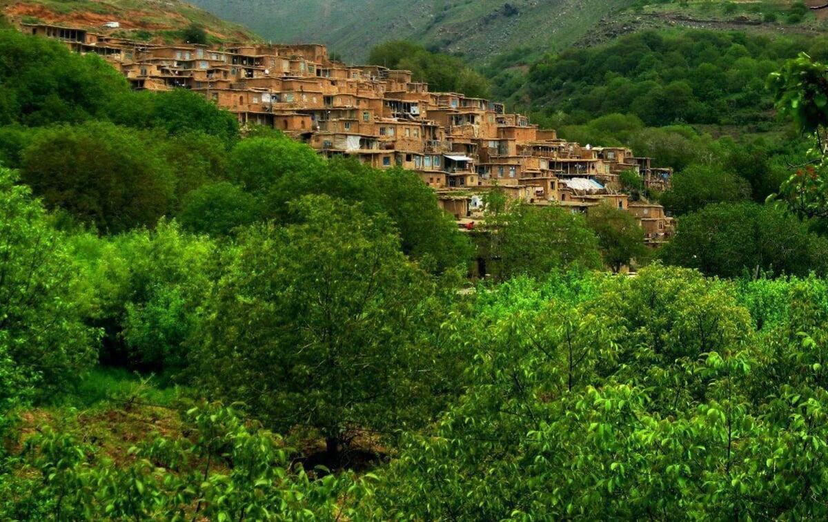روستای ملهمدره یا ملحمدرههمدان