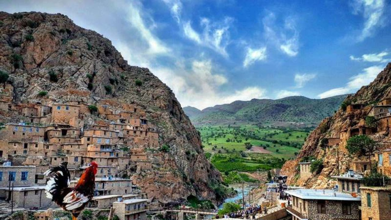 روستای نگل