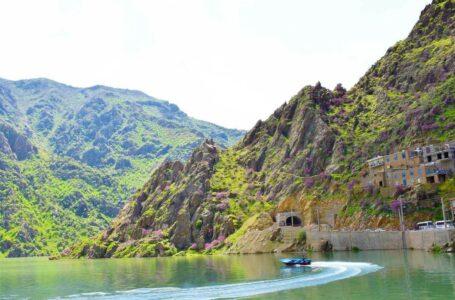 جاذبه های دیدنی و گردشگری روستای هجیج کرمانشاه