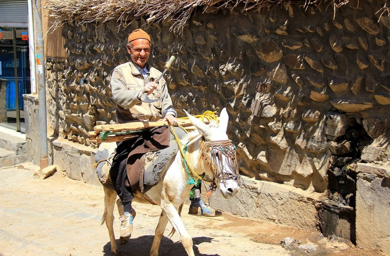 روستای گشانی همدان