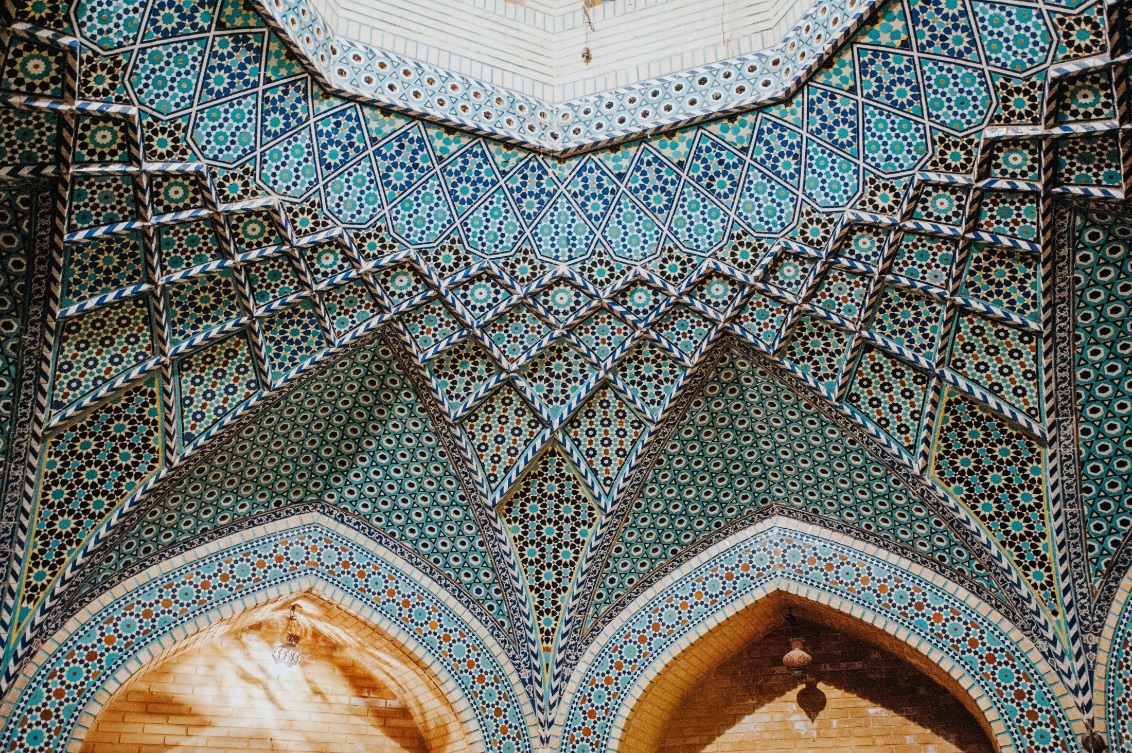 مقبره آرامگاه سعدی شیراز