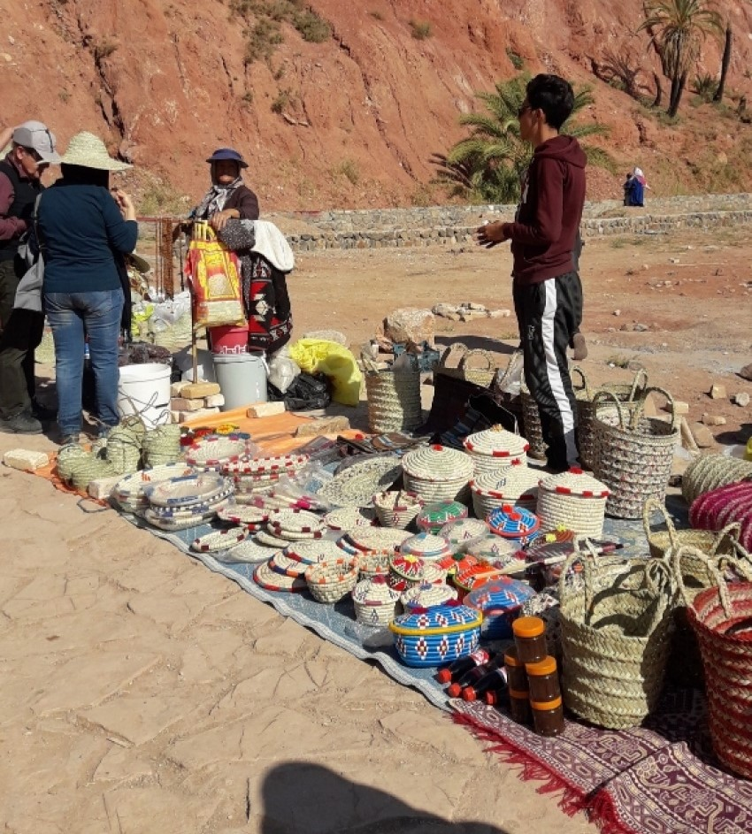 صنایع دستی روستای گرمه