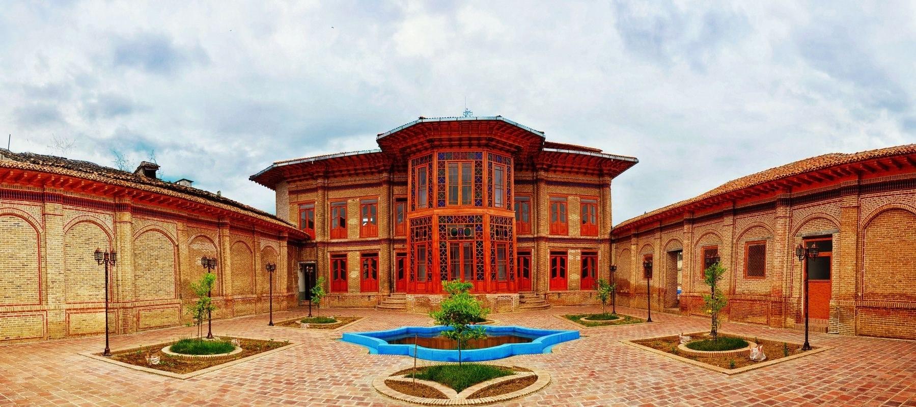 عمارت فاضلی ، ساری