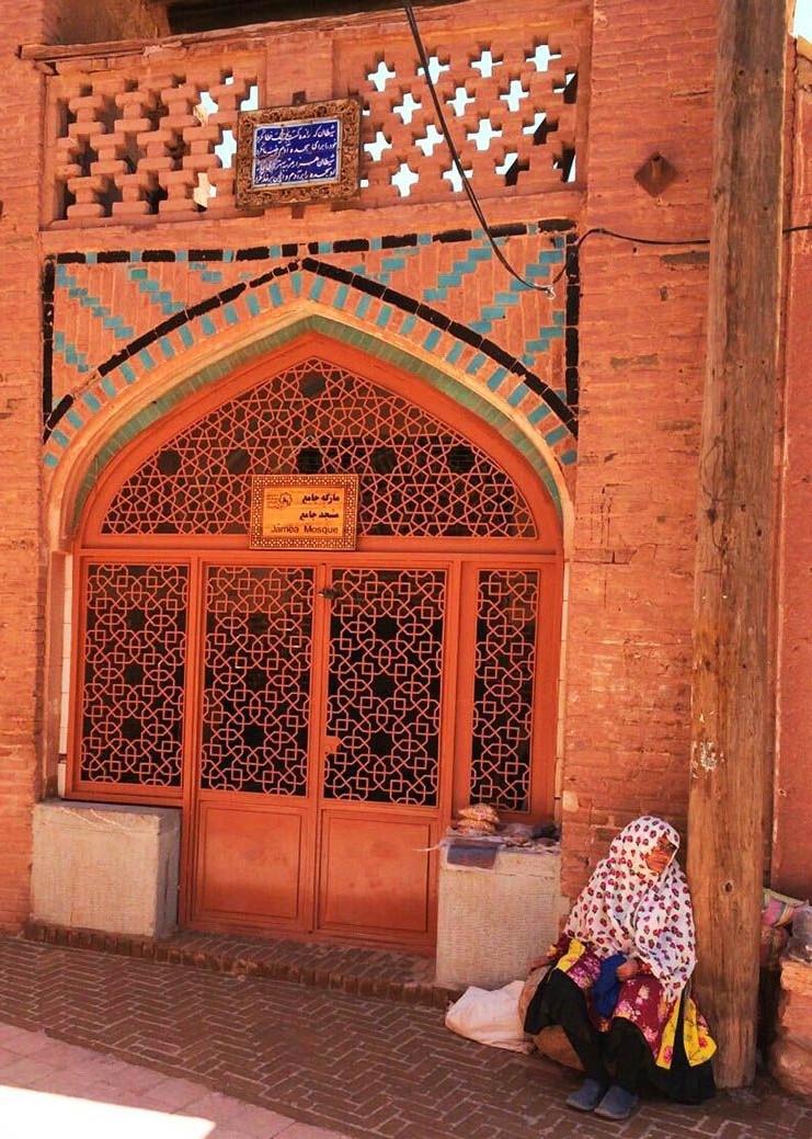 مساجد روستای ابیانه