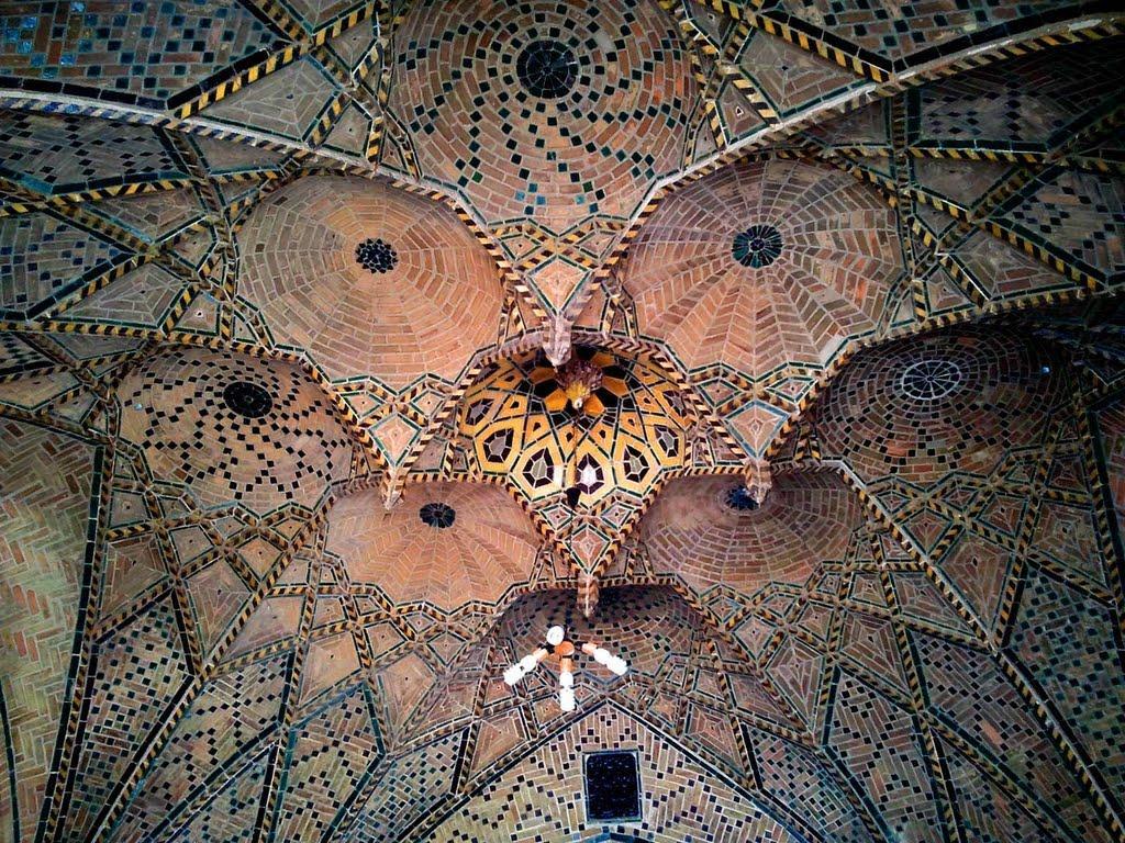 مسجد جامع قزوین 1