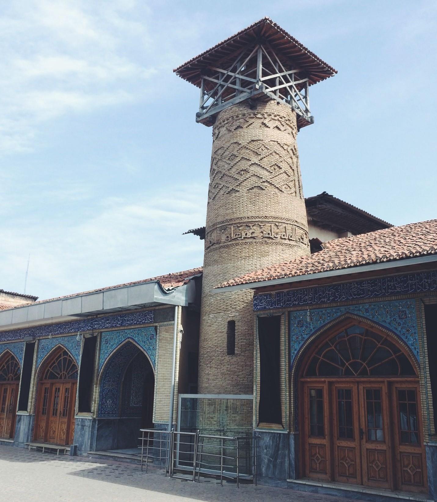 مسجد جامع ،گرگان