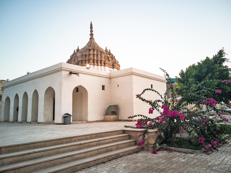 معبد هندوها، گردشگری بندرعباس