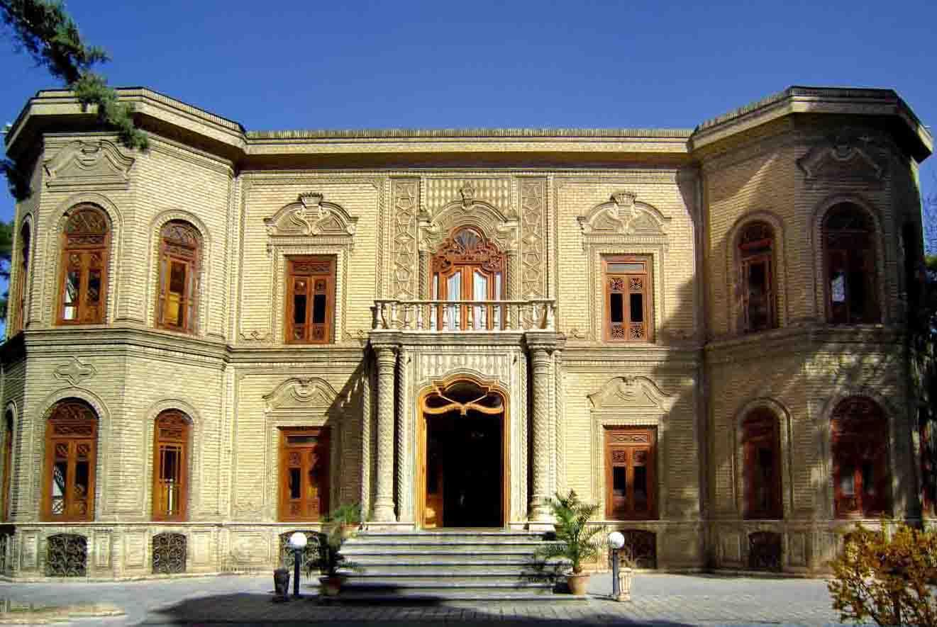 تهران گردی ،موزه آبگینه