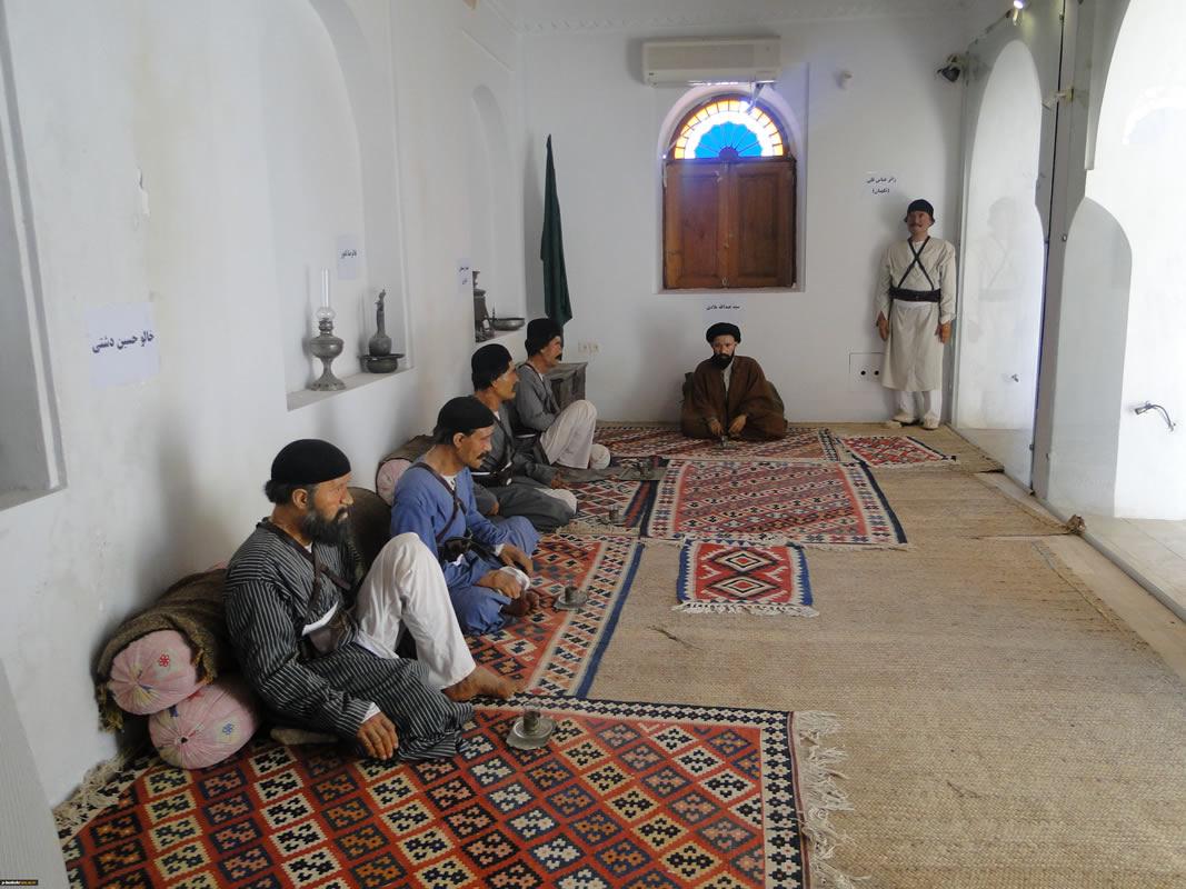 موزه رئیسعلی دلواری، گردشگری بوشهر