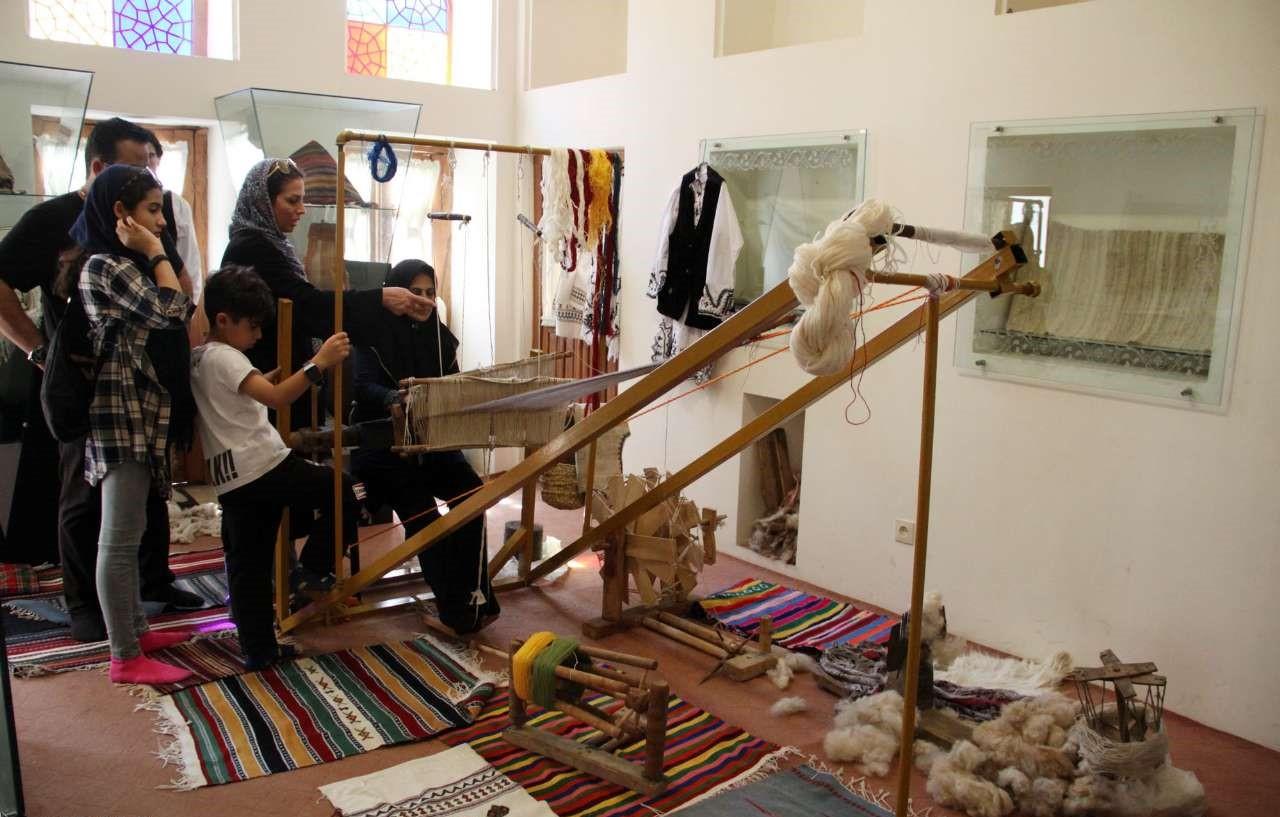 موزه صنایع دستی ، گرگان