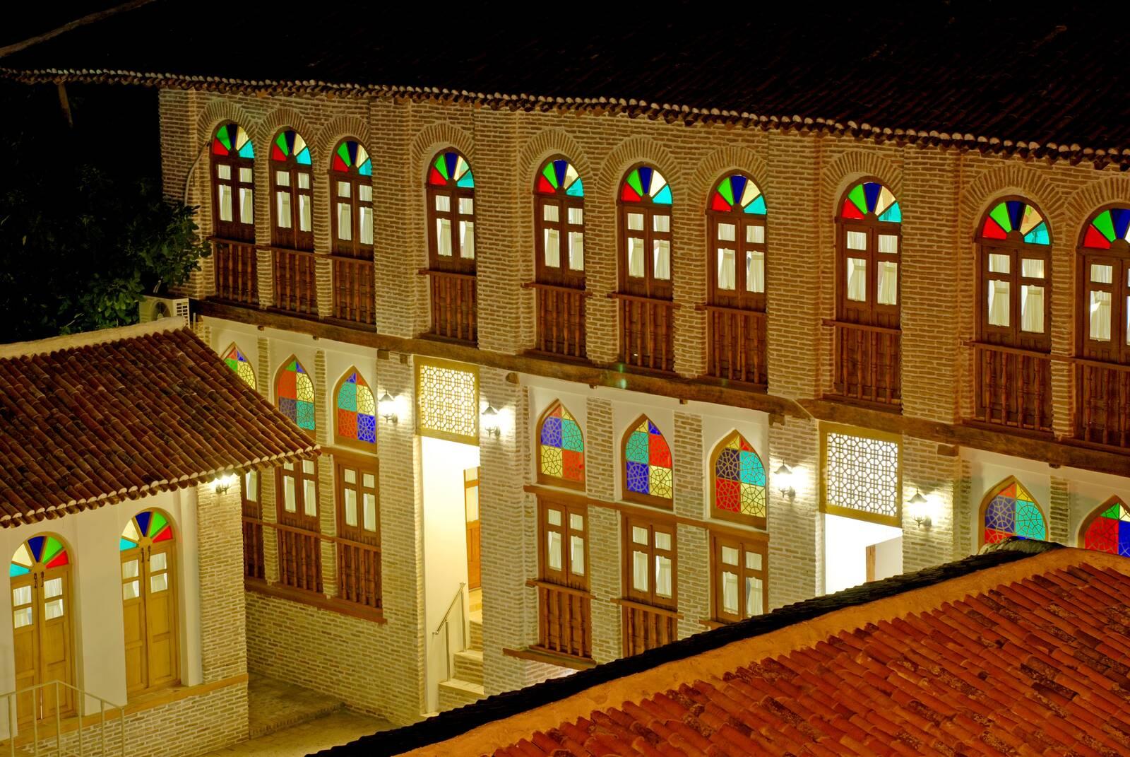 موزه صنایع دستی گرگان