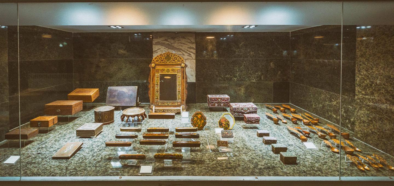 موزه قزوین 1