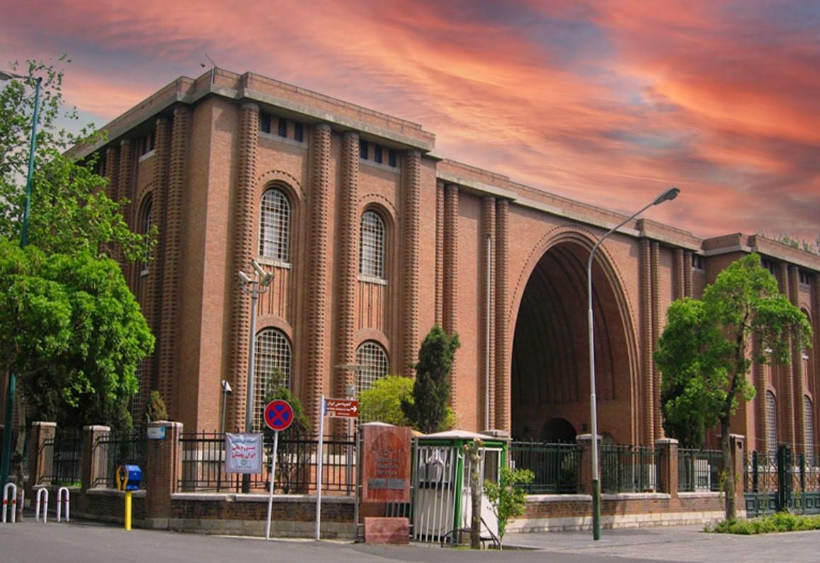 تهران گردی ، موزه ملی ایران باستان
