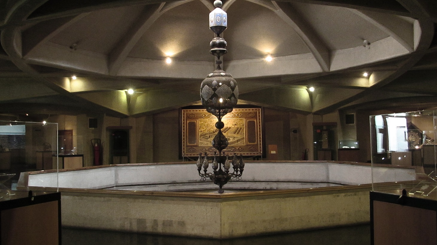 تهران گردی، موزه ملی قرآن تهران