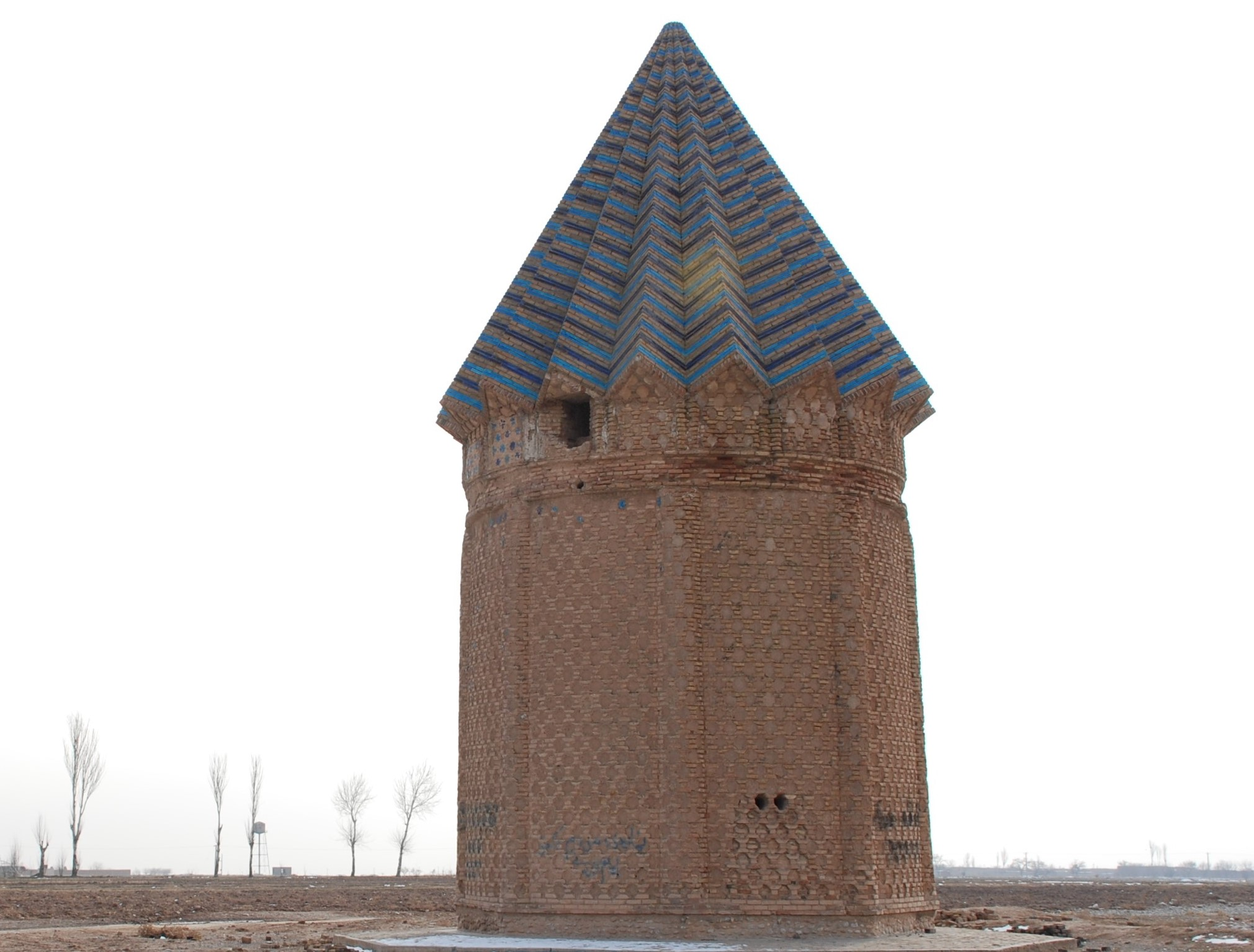 میل اخنگان،جاذبه های تاریخی شهر مشهد