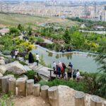 جاذب گردشگری پارک آبشار تهران