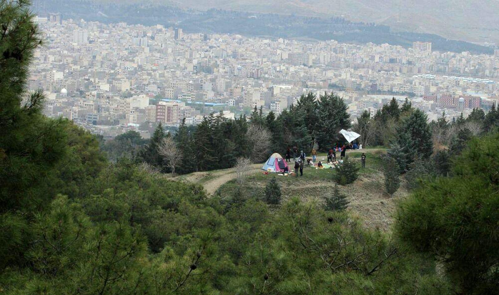 جاذبه گردشگریشیان ، پارک شیان تهران