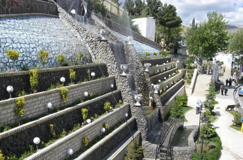 پارک مرکزي شهر رودهن