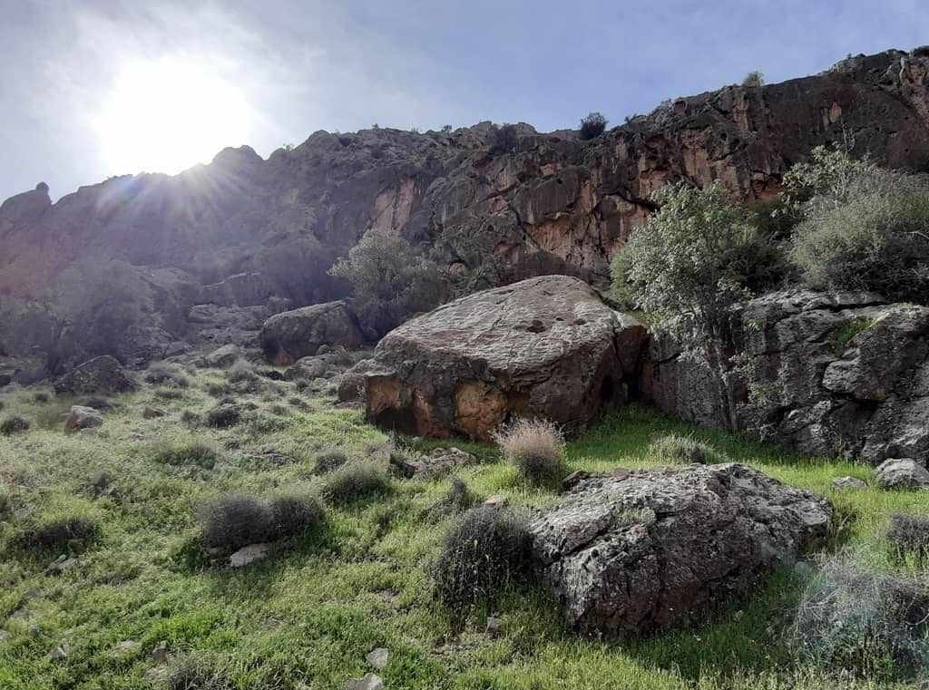 جاذبه گردشگری پارک ملی بختگان شیراز ۳