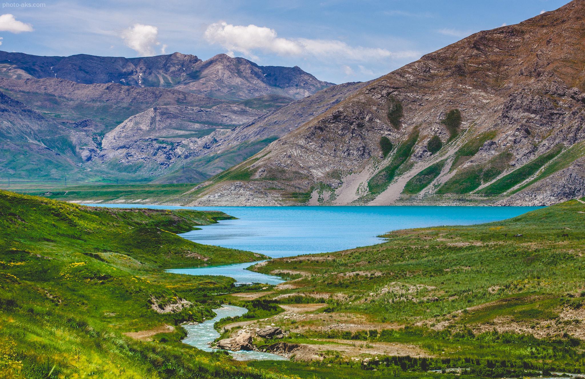دشت سیاه پالاس ، پارک ملی لار رودهن