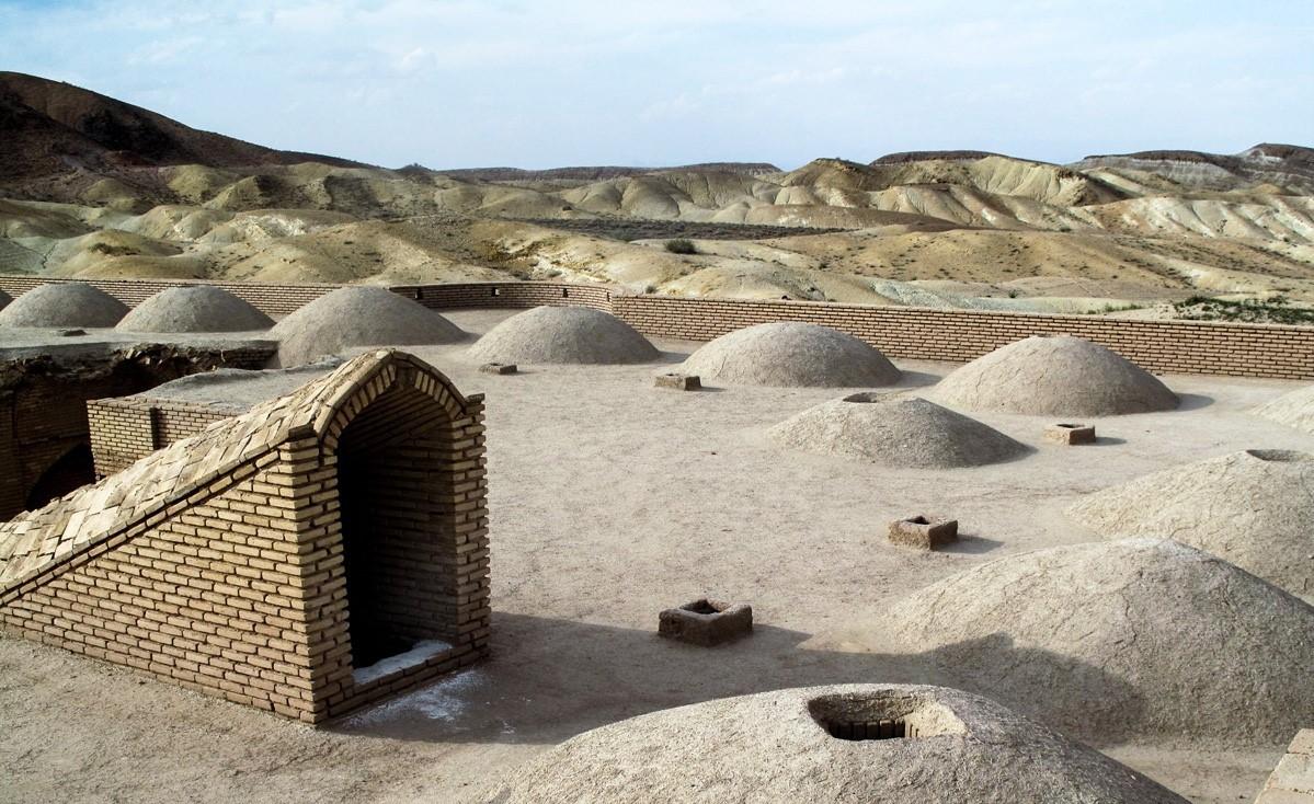 پارک ملی کویر سمنان