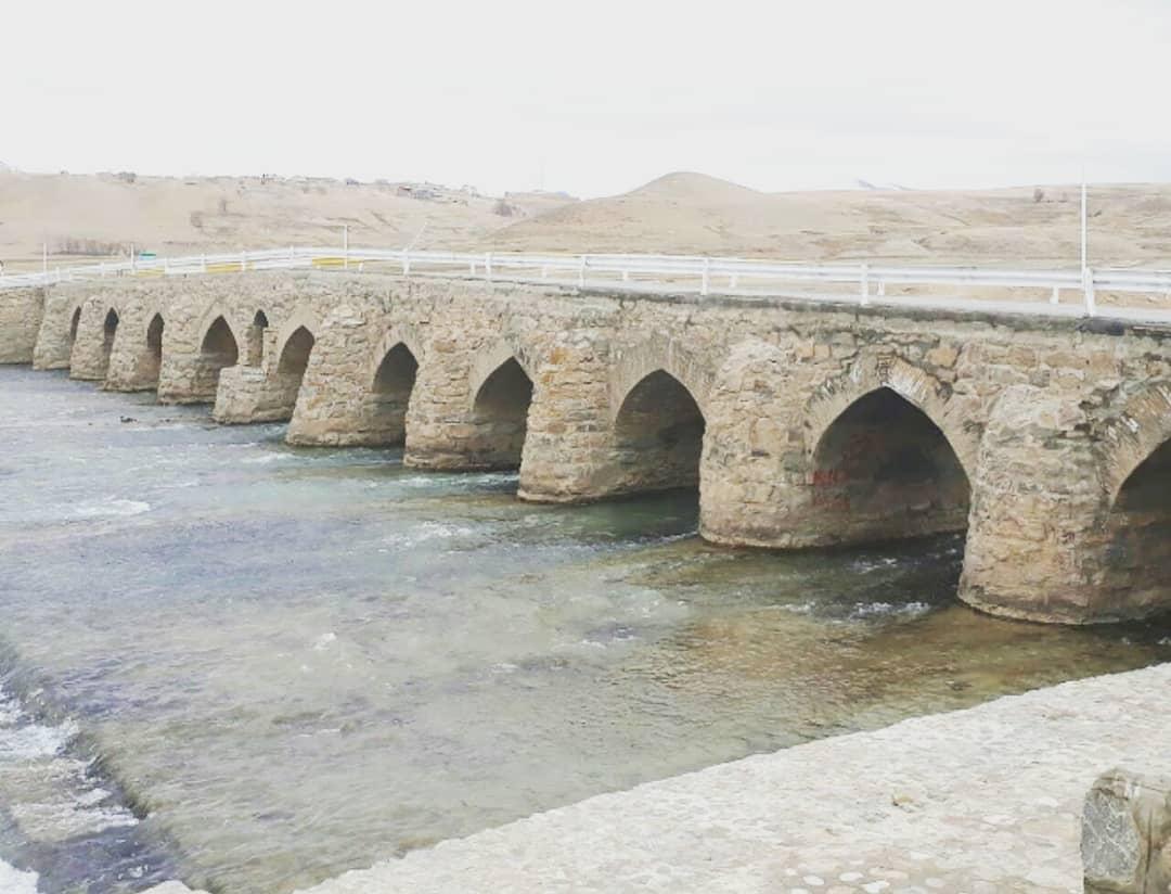 پل روستای اورگان، اصفهان