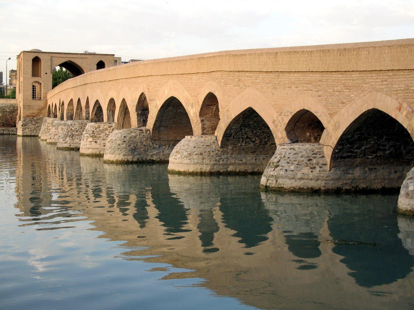 پل شهرستان، اصفهان