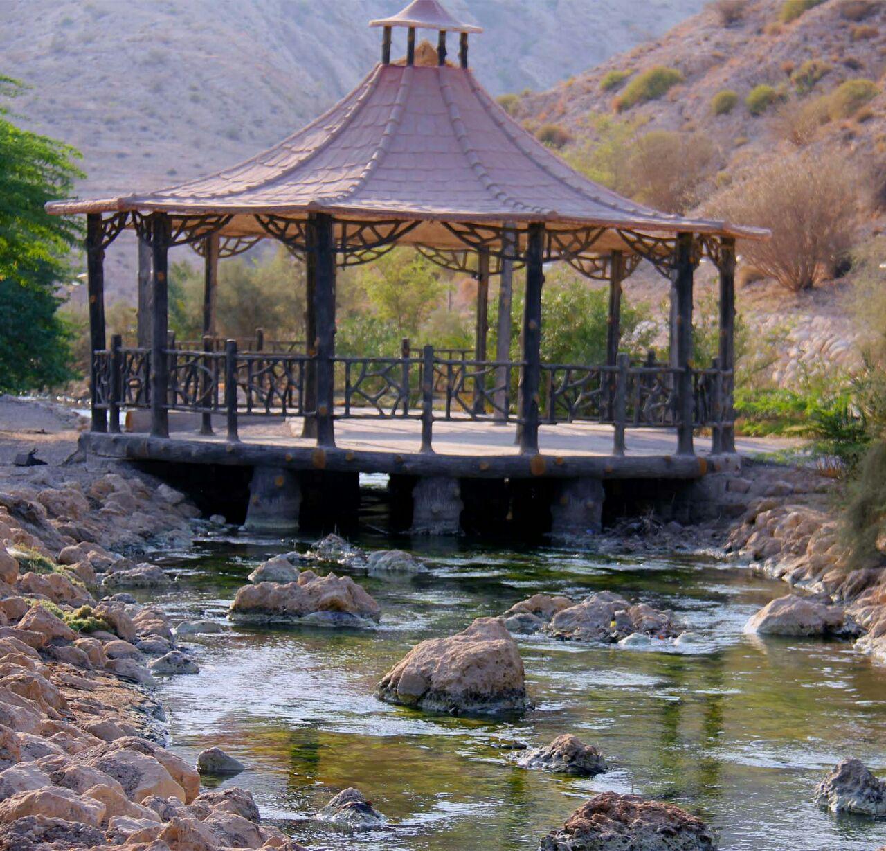 چشمه آبگرم گنو، گردشگری بندرعباس