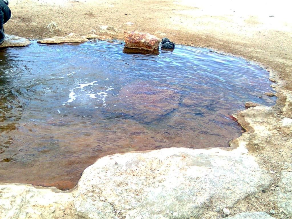 چشمه تاپ تاپان، گردشگری و دیدنی آذربایجان شرقی